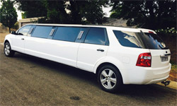 Ford Territory - Limo King